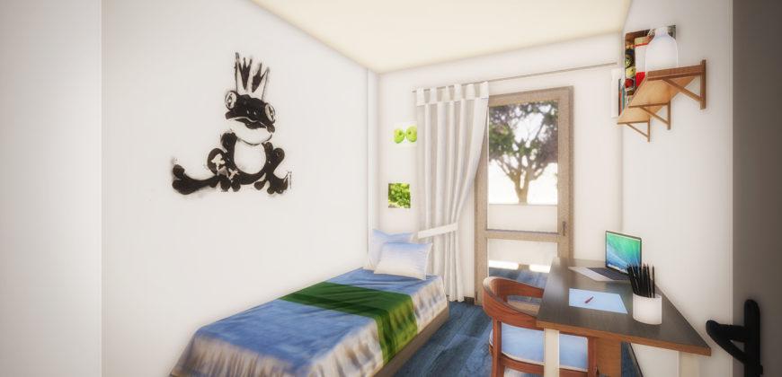5 Vani Tip A Via Monterosa Complesso Residenziale Ex Foro Boario