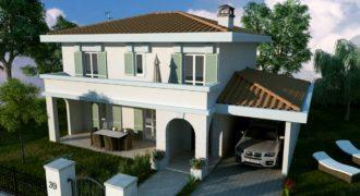 Villa Monofamiliare Via Svizzera Tip B